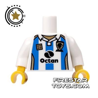LEGO Mini Figure Torso - Football Shirt