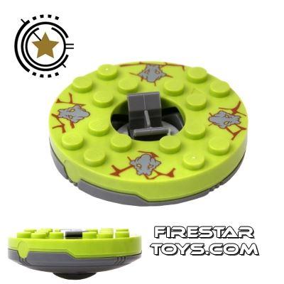 LEGO - Ninjago Battle Spinner - Cole