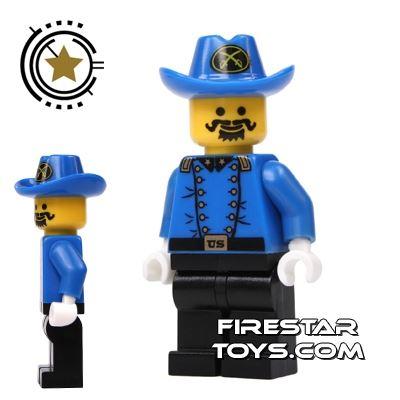 LEGO Western - Cavalry Colonel
