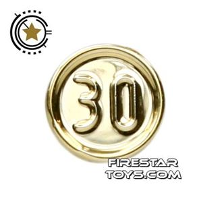 LEGO - Gold Coin