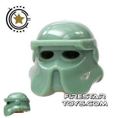 Arealight - Driver Helmet - Sand Green