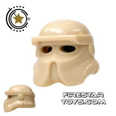 Arealight - Driver Helmet - Tan
