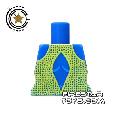 Arealight Mini Figure Torso - Green Dress