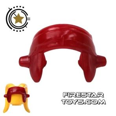 Arealight Head Accessories - Headscarf - Dark Red