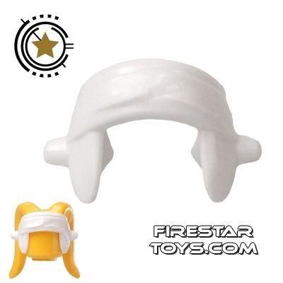 Arealight Head Accessories - Headscarf - White