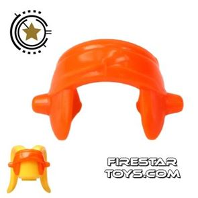 Arealight Head Accessories - Headscarf - Orange