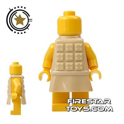 BrickTW - Terra Cotta Warrior Armour - Tan