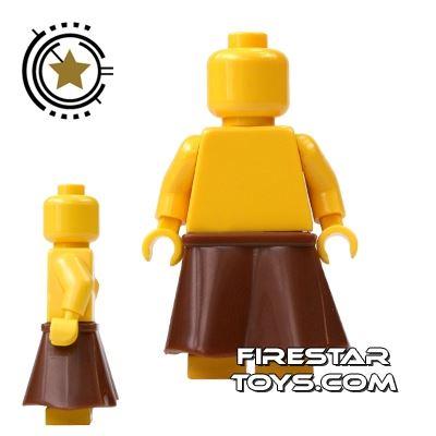 BrickTW - Skirt - Brown