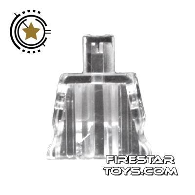 Arealight Mini Figure Torso - Transparent