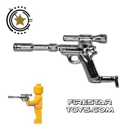 Brickarms - Spy Carbine - Chrome Silver