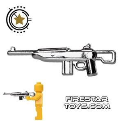 Brickarms - M1 Carbine - Chrome Silver