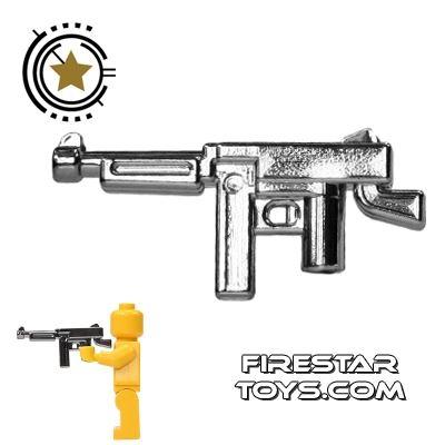 Brickarms - M1A1 - Chrome Silver