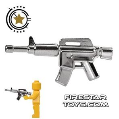 Brickarms - M4 - Chrome Silver