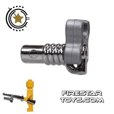 Brickarms - Grenade Launcher - Chrome Silver