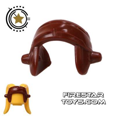 Arealight Head Accessories - Headscarf - Brown