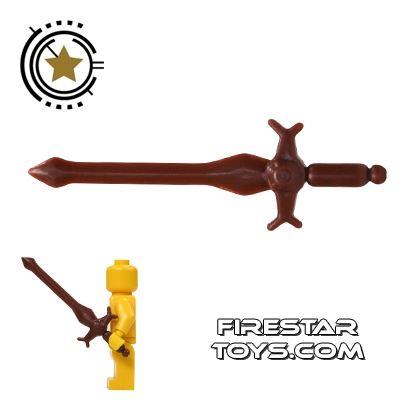BrickForge - Hero Sword - Brown