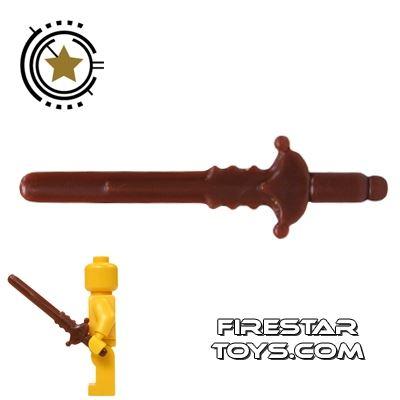 BrickForge - Military Sword - Brown