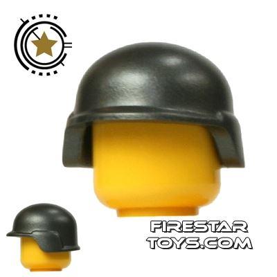Brickarms - Modern Combat Helmet - Gunmetal