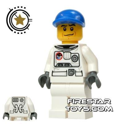 LEGO City Mini Figure - Spacesuit - Male