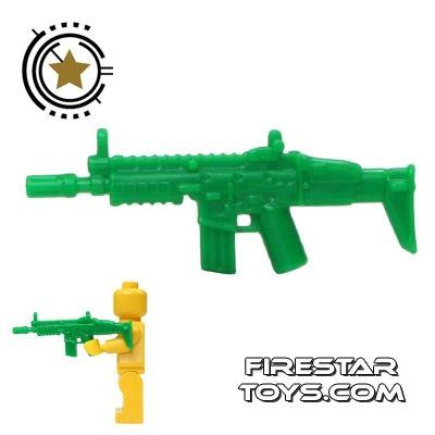 SI-DAN - SCAR_D - Green Army