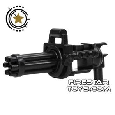 SI-DAN - Minigun with spinning barrel - Black
