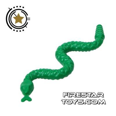 LEGO - Snake - Green