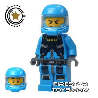 LEGO Alien Conquest Mini Figure - Alien Defense Unit Soldier 2