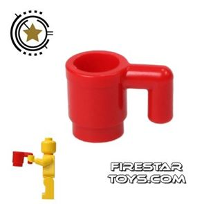 LEGO - Cup - Red