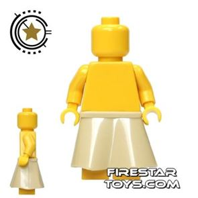 BrickTW - Skirt - Tan