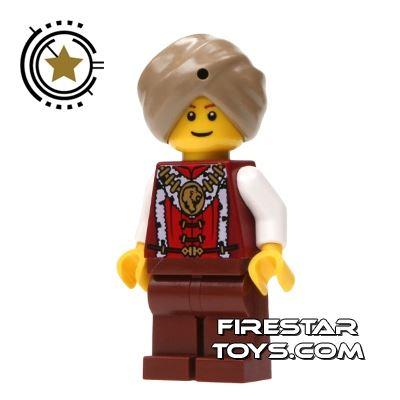 LEGO Adventurers Mini Figure - Snake Charmer
