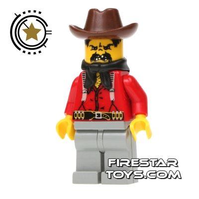 LEGO Western - Bandit 2