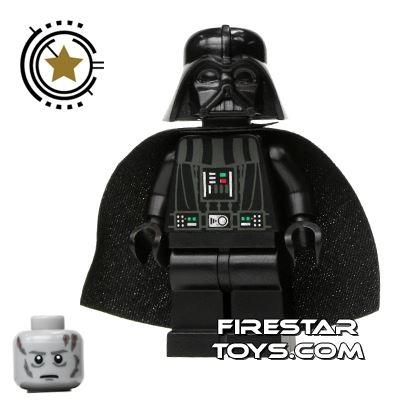 LEGO Star Wars Mini Figure - Darth Vader - White Pupils