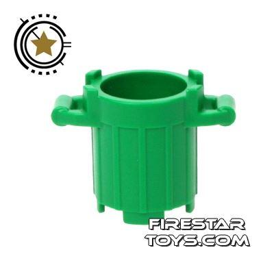 LEGO - Trash Can - Green