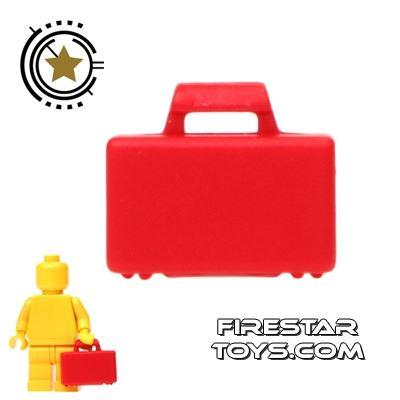 LEGO - Briefcase - Red