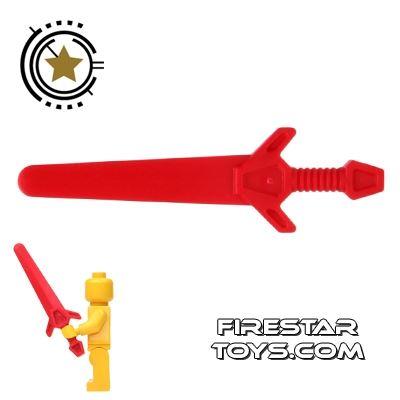 LEGO - Fighting Sword - Red