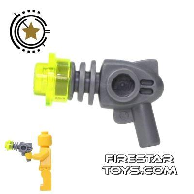 LEGO Gun - Ray Gun - Yellow