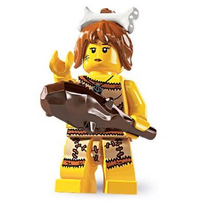 LEGO Minifigures - Cave Woman