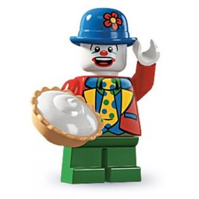 LEGO Minifigures - Small Clown