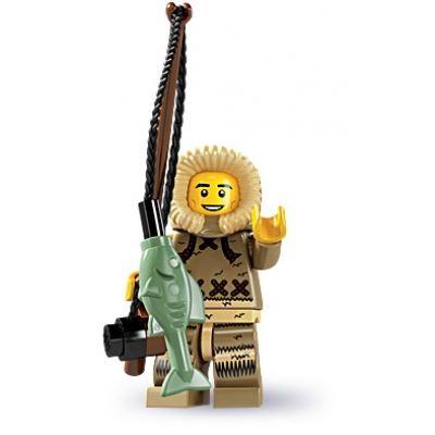 LEGO Minifigures - Ice Fisherman