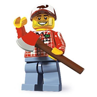 LEGO Minifigures - Lumberjack