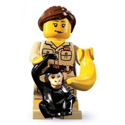 LEGO Minifigures - Zoo Keeper
