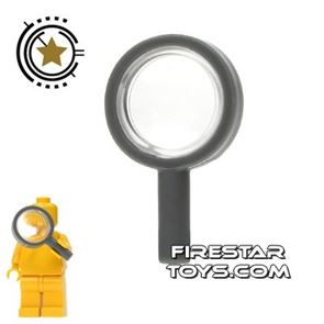LEGO - Magnifying Glass - Gray