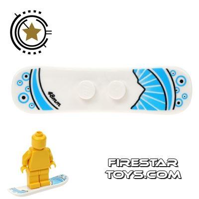 LEGO - Snowboard
