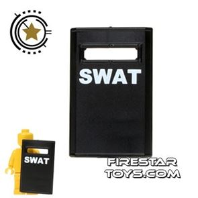 SI-DAN - SWAT Bulletproof Shield - Black