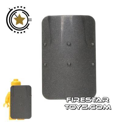 SI-DAN - Bulletproof Shield - Iron Black