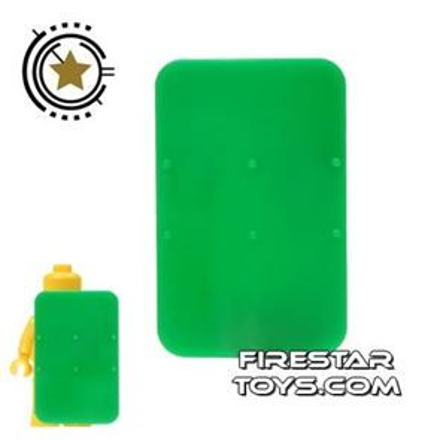 SI-DAN - Bulletproof Shield - Green