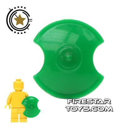 SI-DAN - Gladiator Spartan Shield - Green