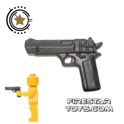 SI-DAN - Desert Eagle - Iron Black
