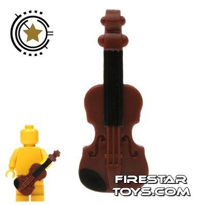 BrickForge - Violin - Brown and Black
