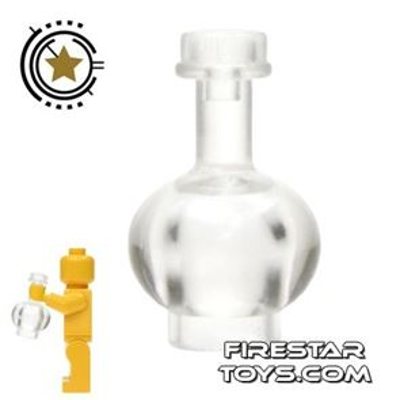 BrickForge - Potion Bottle - Transparent